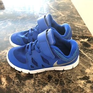 Kids Nike running shoe